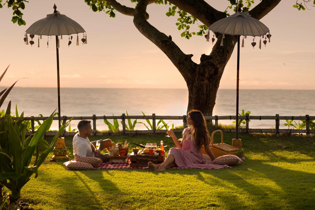 Honeymoon at the InterContinental Bali Resort