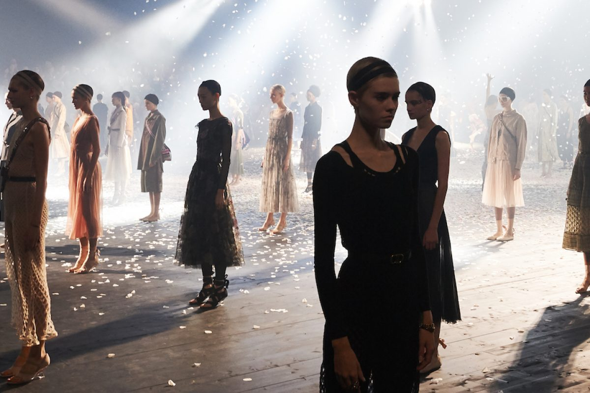 5 Ways Maria Grazia Chiuri is Inspired by Dance for Dior SS19 Collection
