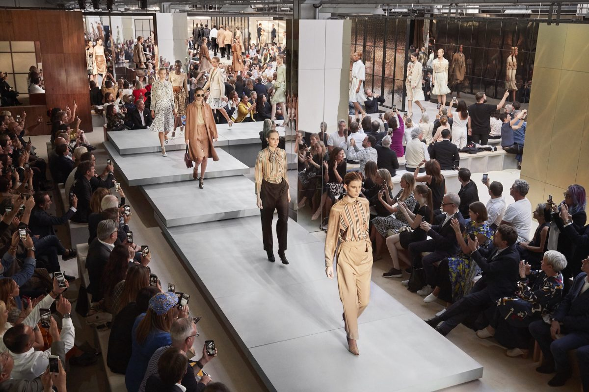 Highlights From London Fashion Week Spring/Summer 2019