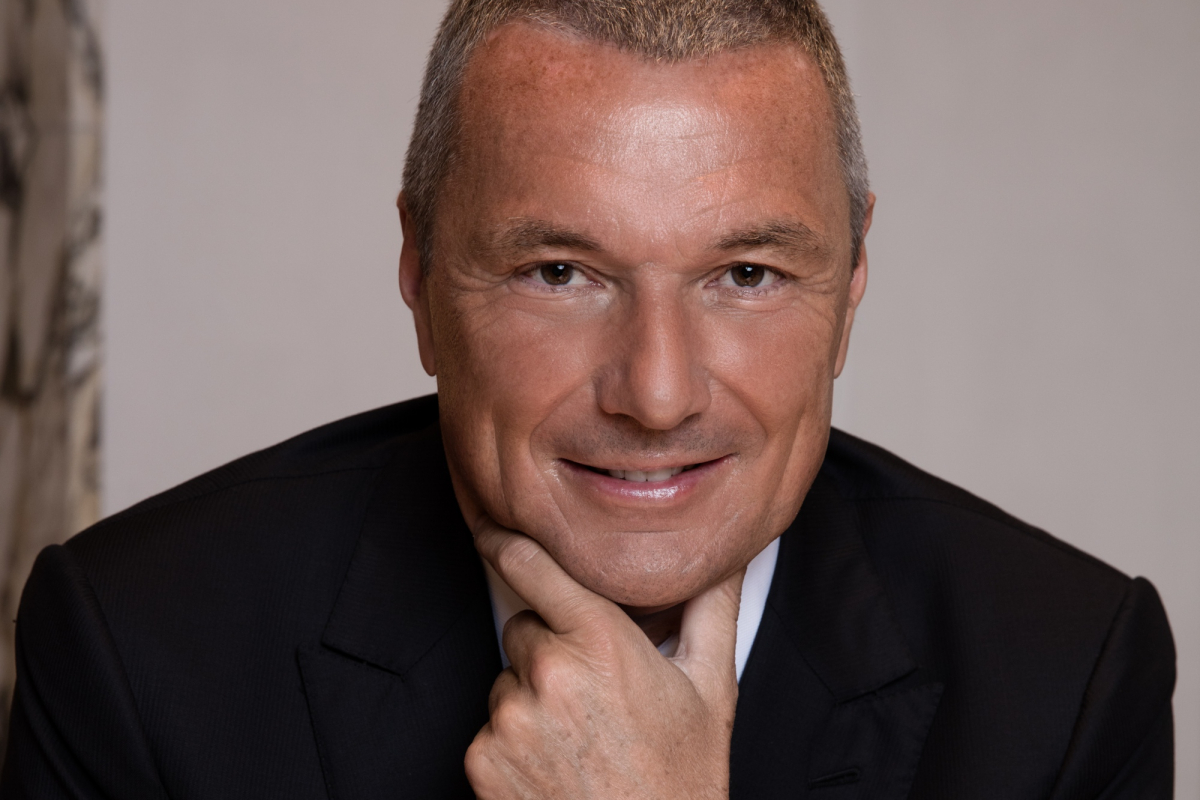 Bvlgari's CEO Jean Christophe Babin On Why He Loves The 1980s