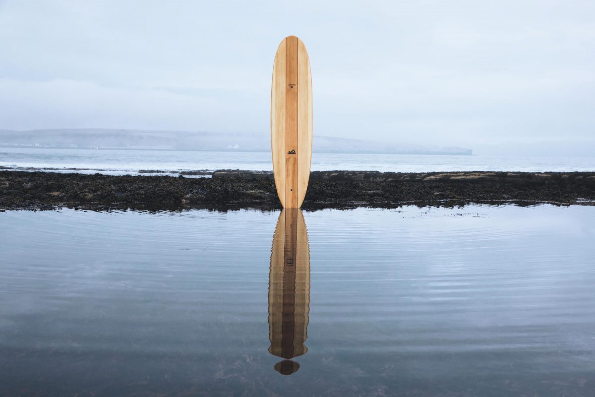 Glenmorangie Is Turning Whisky Casks Into Surfboards