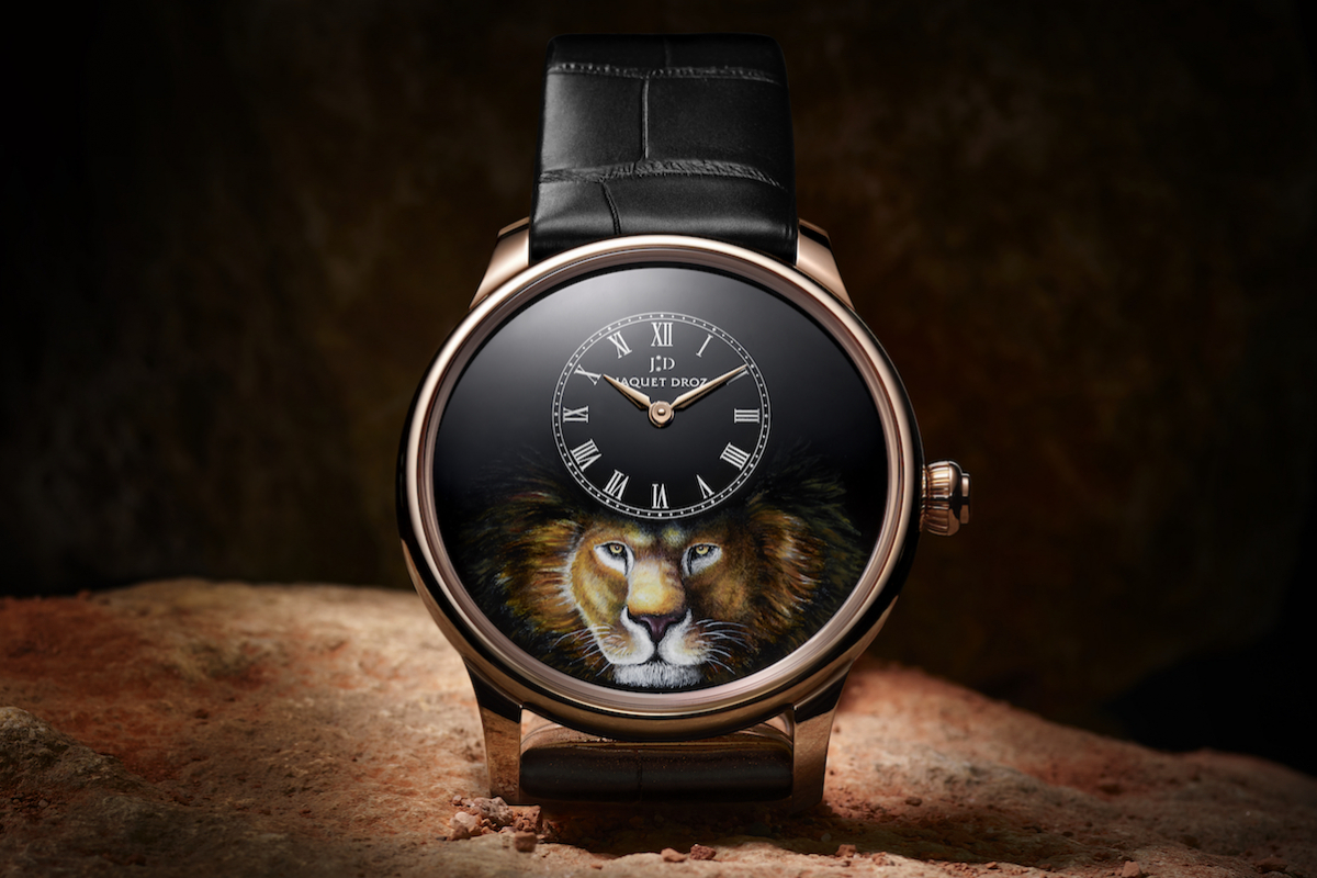 A Roaring Good Time With Jaquet Droz