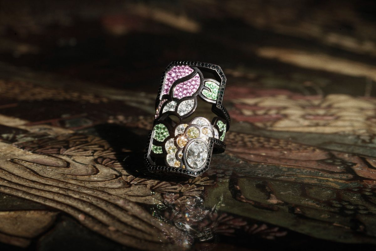How Boy Capel And Chinese Art Informed Chanel's Coromandel Jewellery Collection