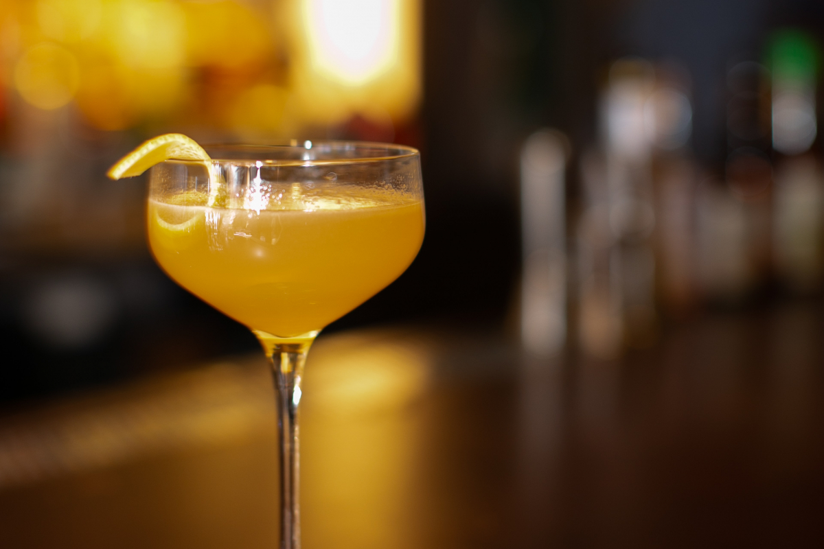 The Drinks List: Five Intriguing Cocktails in Central