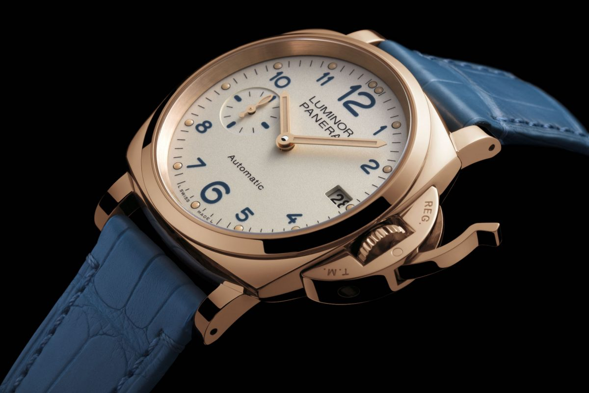 At a Glance: Panerai's Luminor Due 3 Days Automatic