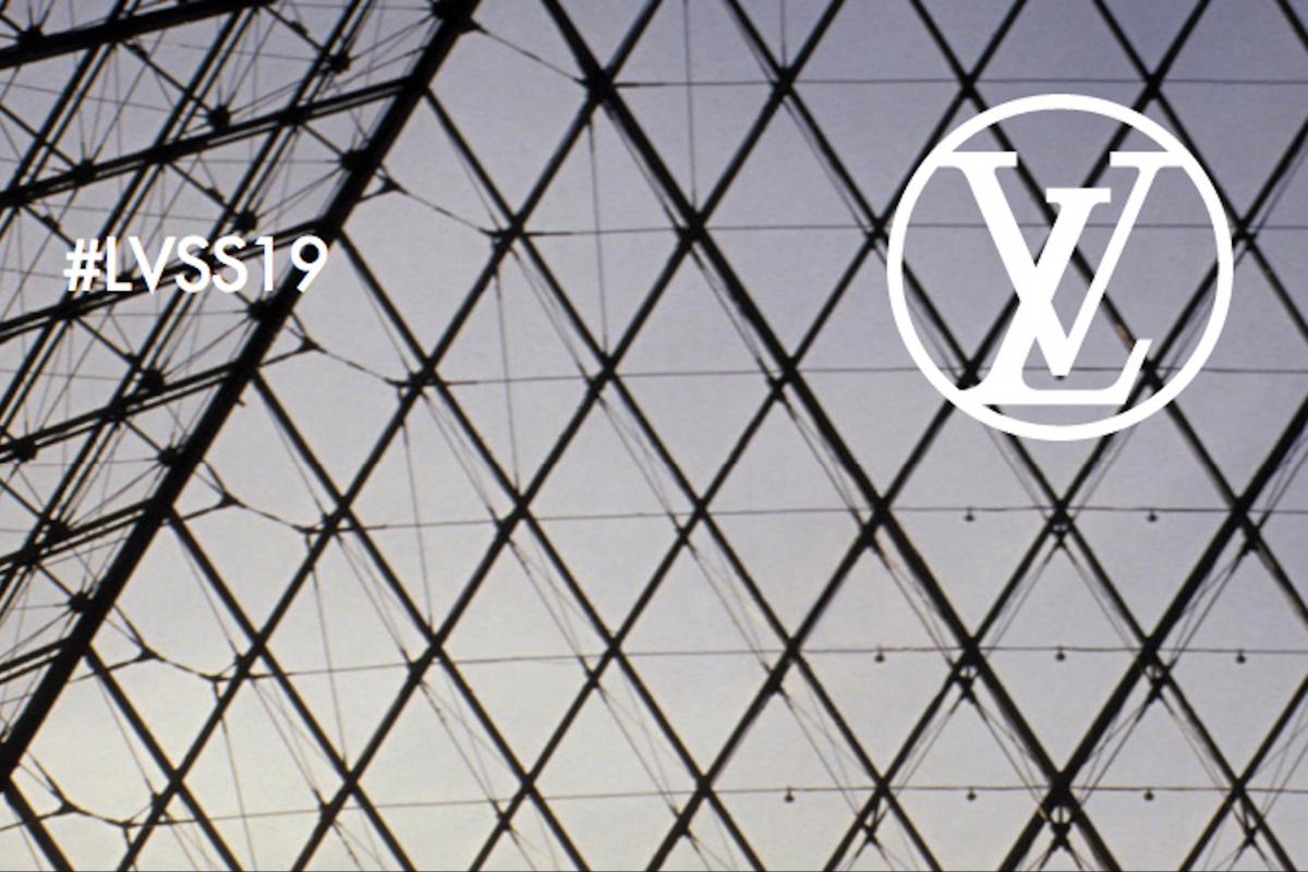 Louis Vuitton's SS19 Live Stream from Paris Fashion Week 2018