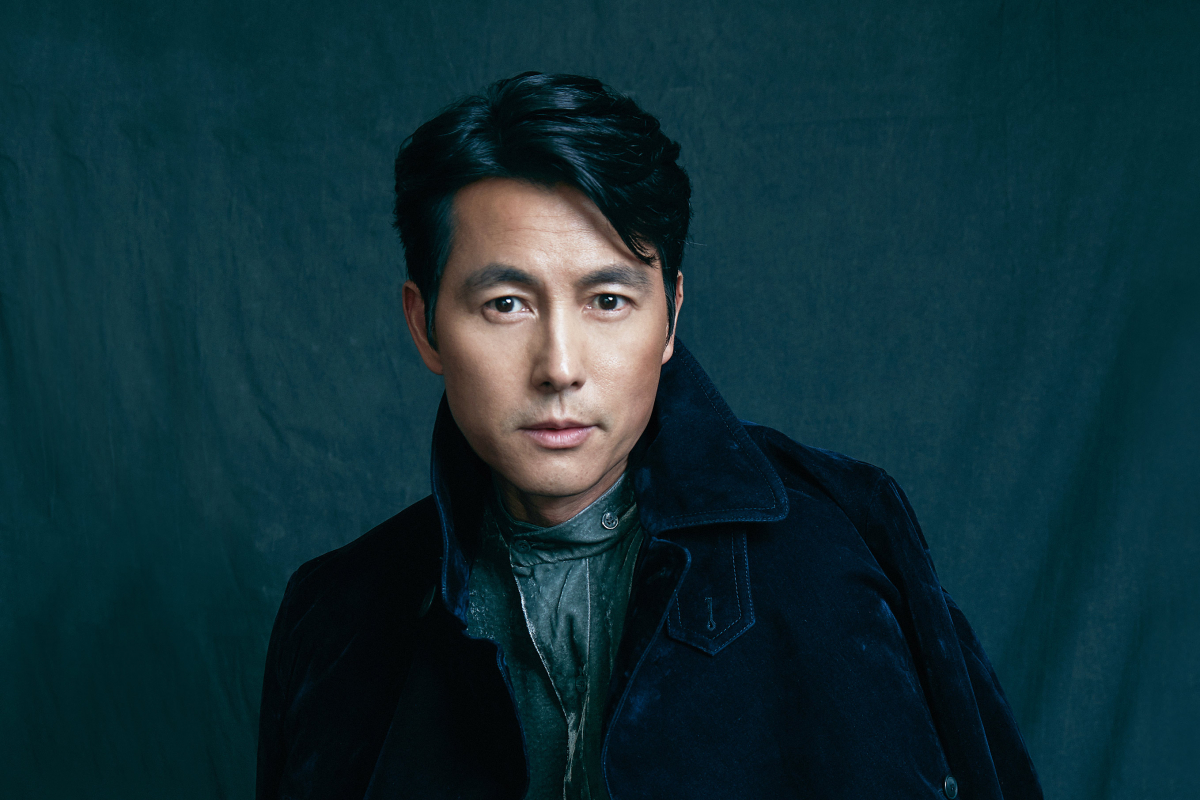 Man on a Mission: South Korean Actor Jung Woo-Sung