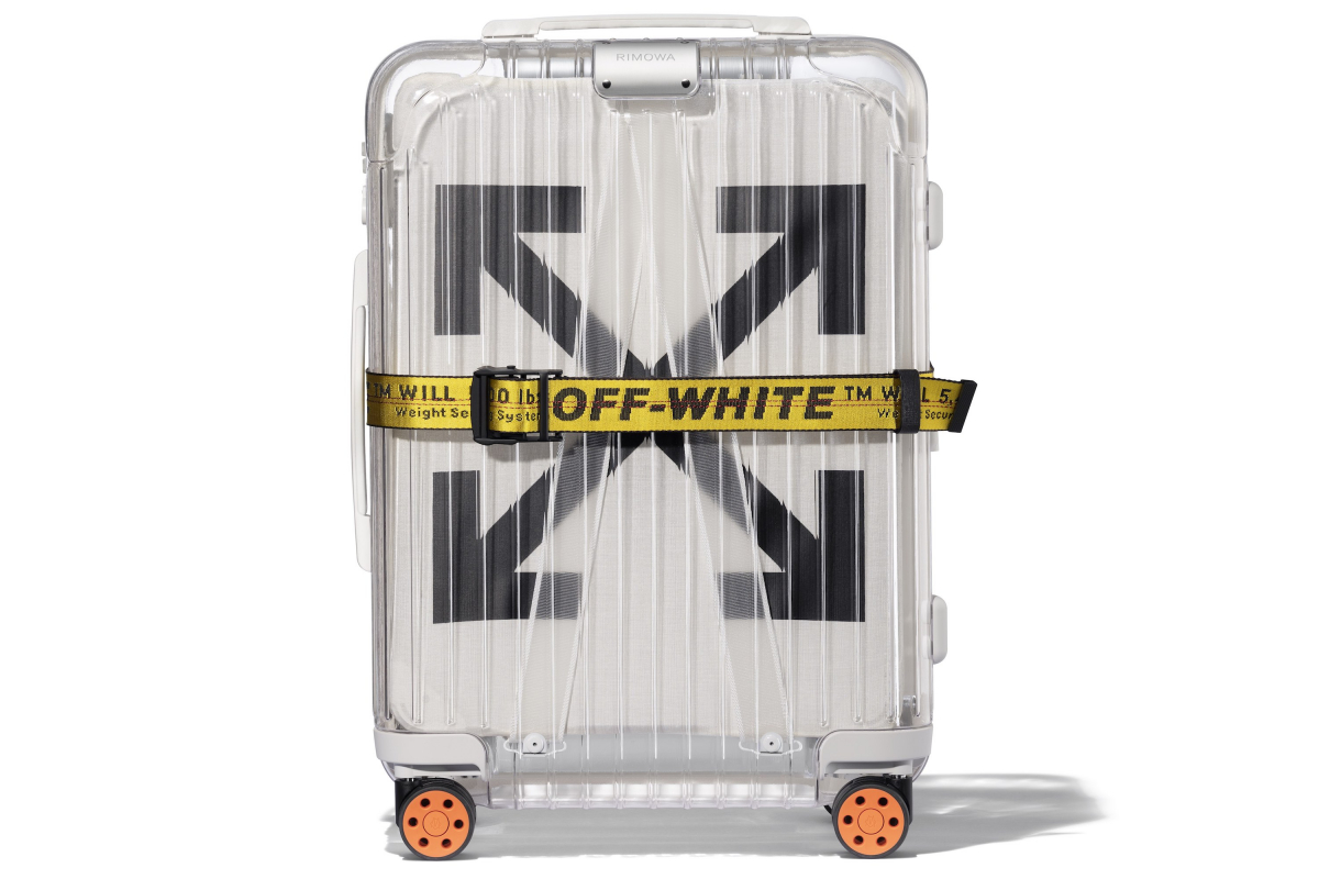 Transparency Is Trending Thanks To The RIMOWA x Off-White Collection