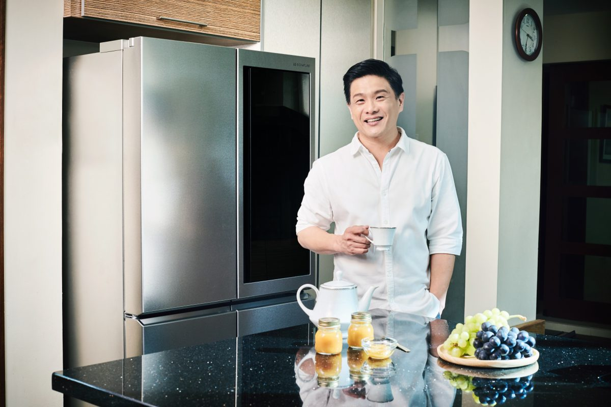 Food-Loving Dr Leslie Tay Is A True Renaissance Man