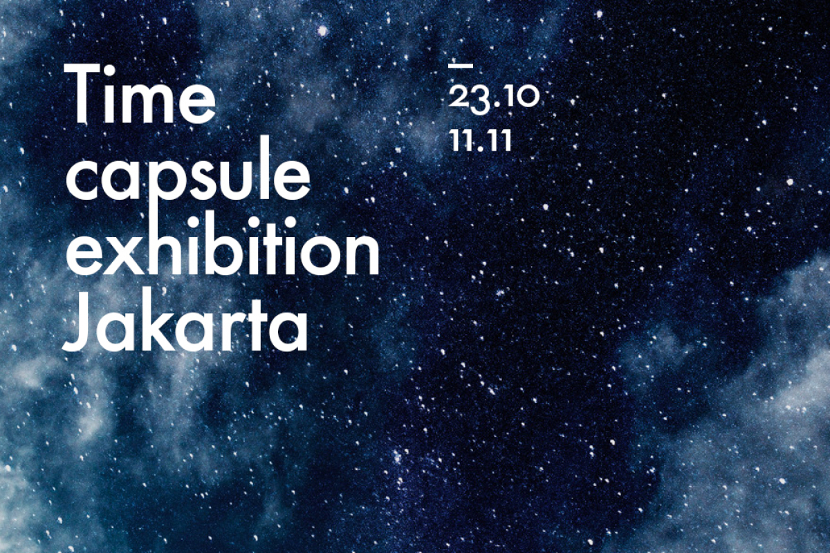 Louis Vuitton's Time Capsule Exhibition in Jakarta!