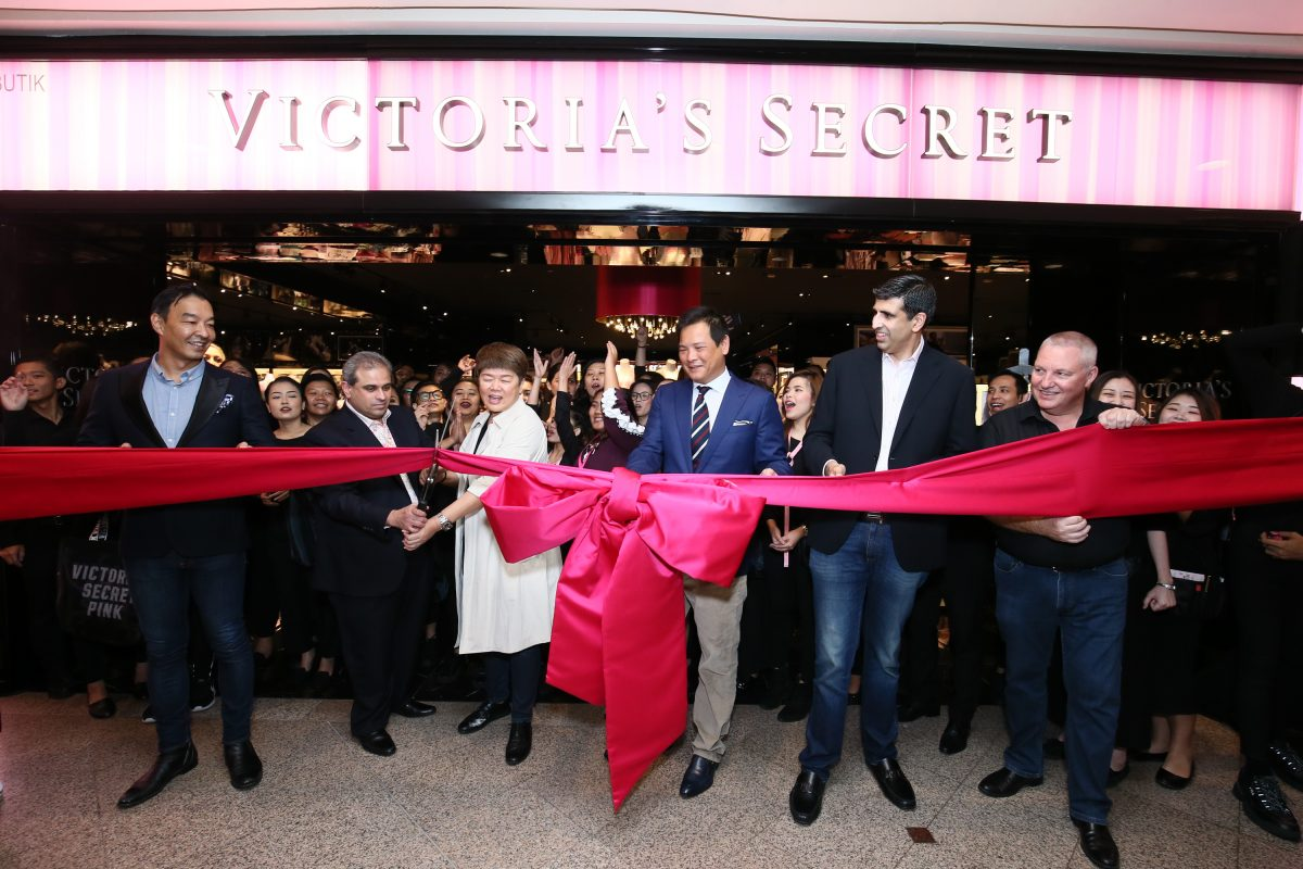 Sexy And The City: The Victoria's Secret Lingerie Store in Malaysia Is Here