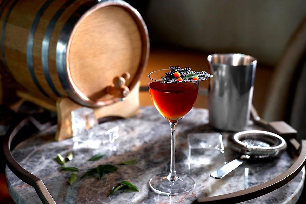 New Cocktail Menus: Tasty Tipples To Try From Singapore Bars This Month