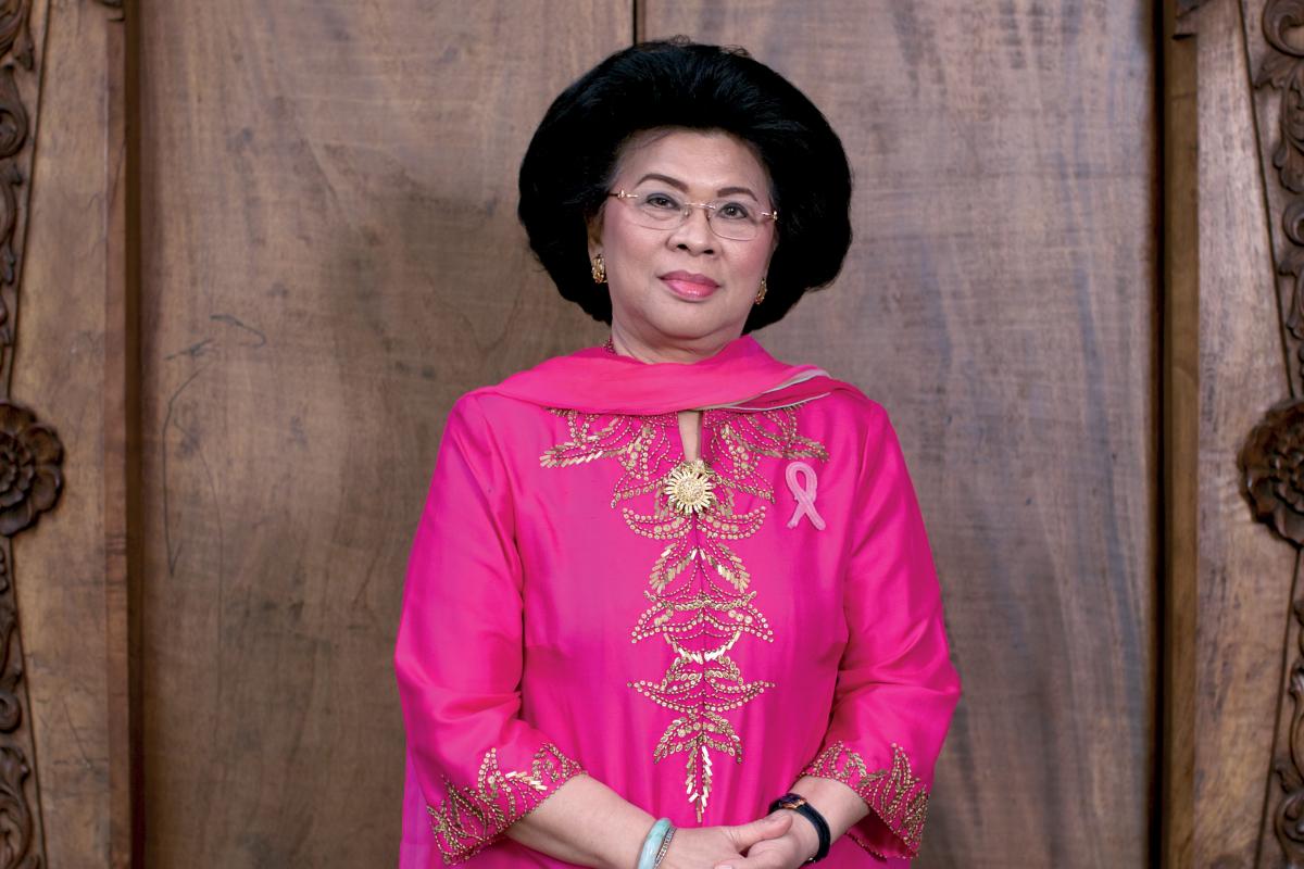 Linda Gumelar, Yayasan Kanker Payudara Indonesia's Chairwoman, Talks About Second Chance