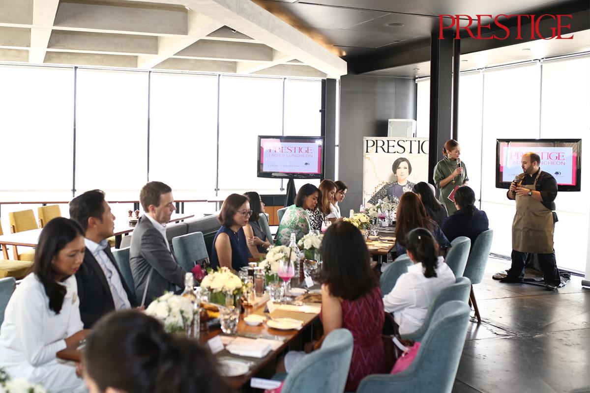 Prestige Ladies Luncheon at Sea Grain Restaurant & Bar