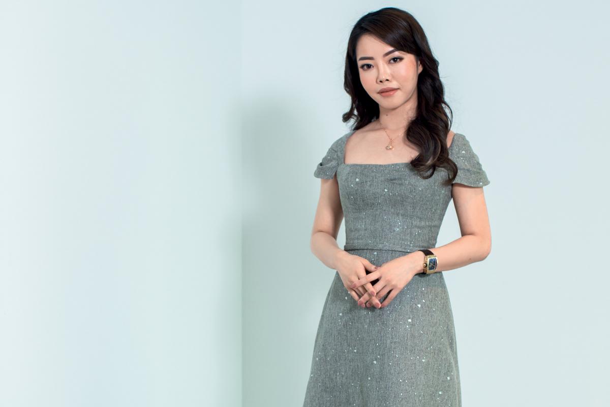 #40Under40theVanguards: Evelyn Halim, President Director of Sarana Global Finance Indonesia
