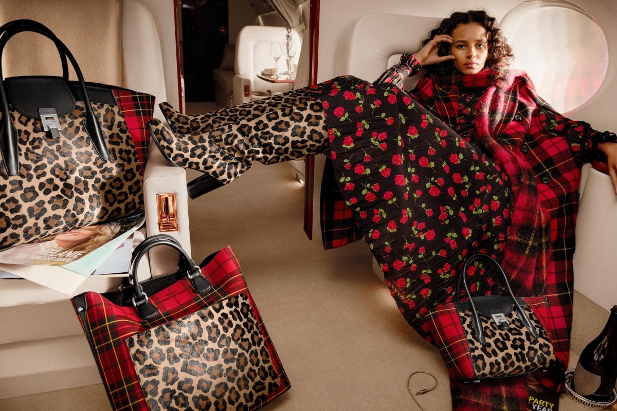 Michael Kors Presents: Modern Jet Set Glamour for Fall 2018
