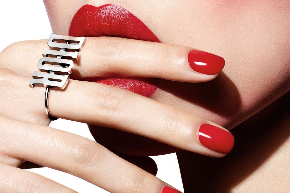 Dior Presents: Paint it Red