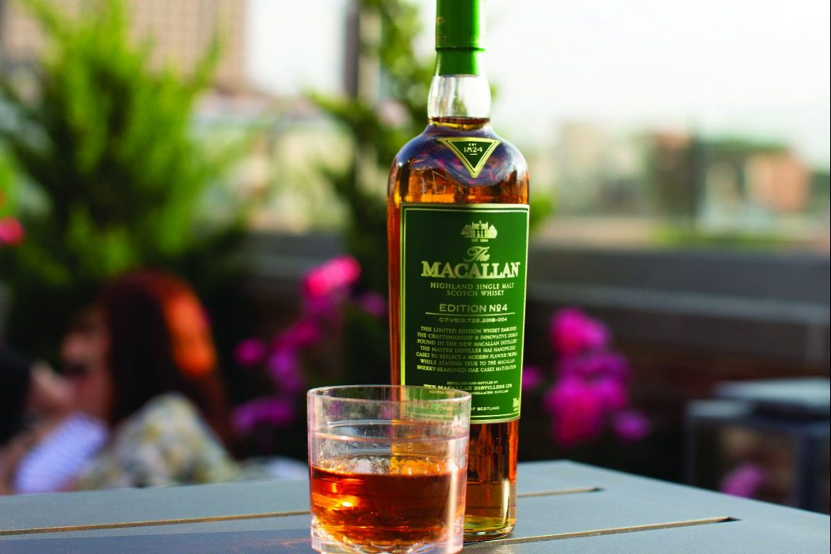 The Macallan:  A Celebration of Heritage