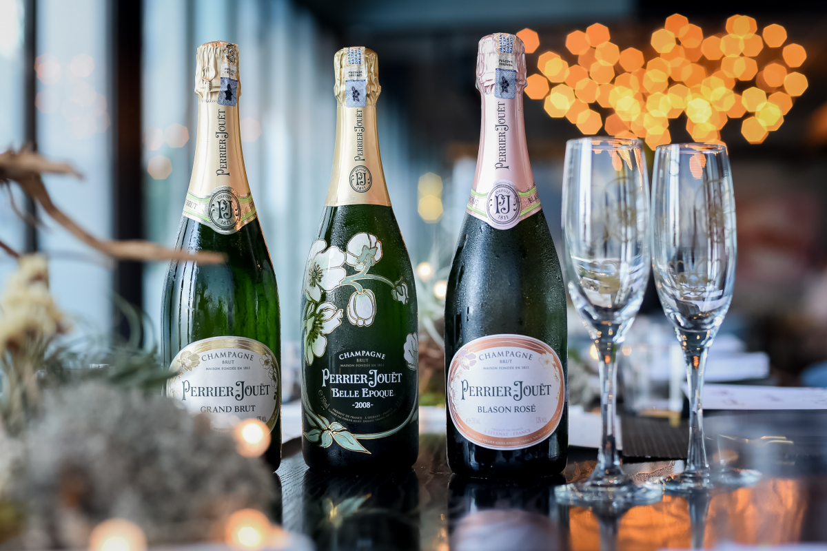 Art Of The Wild: A Gastronomic Experience From Perrier-Jouët And Chef Jeff Ramsey