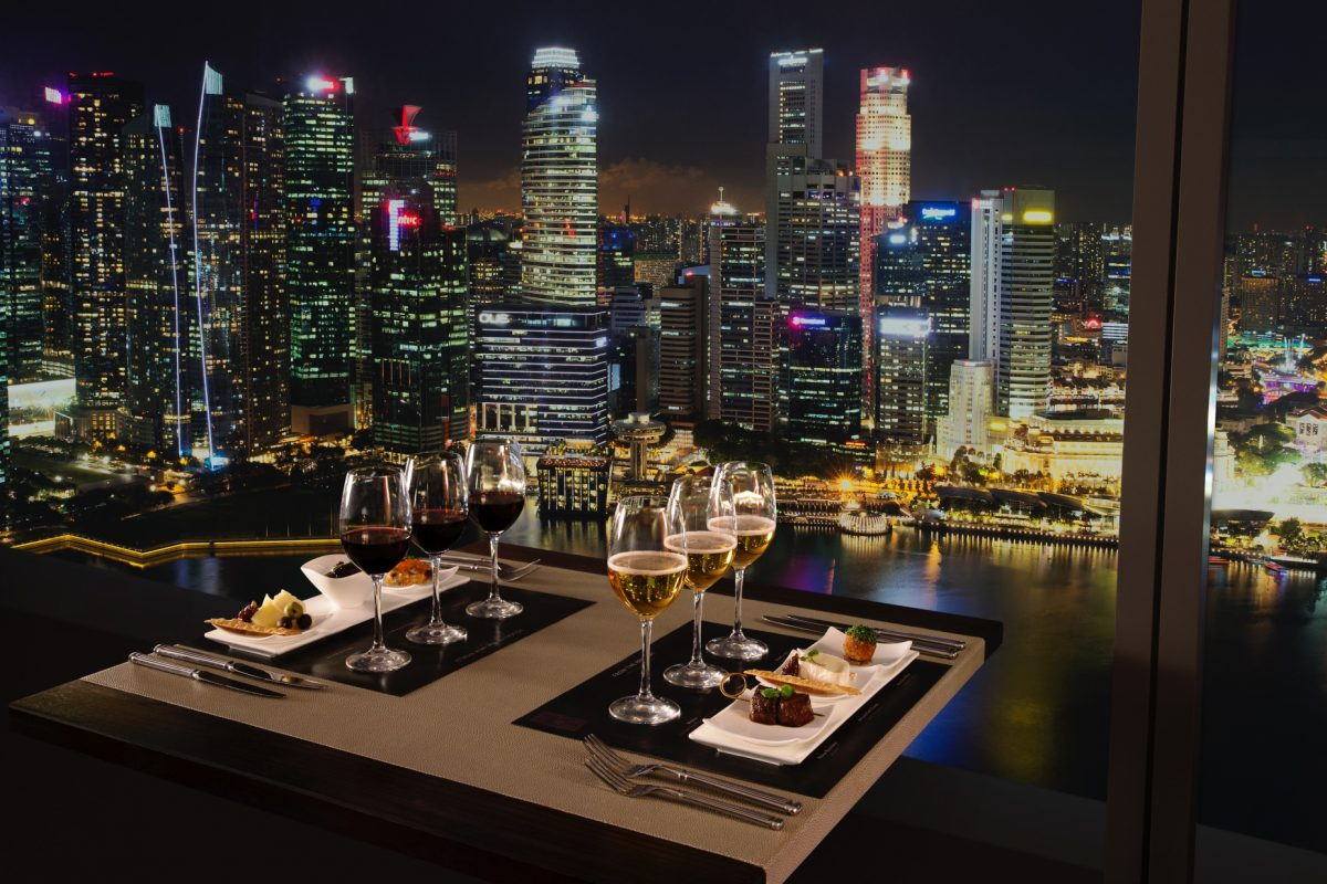 Best Fine Wine Tasting Flights Available At Restaurant-Bars Across Singapore