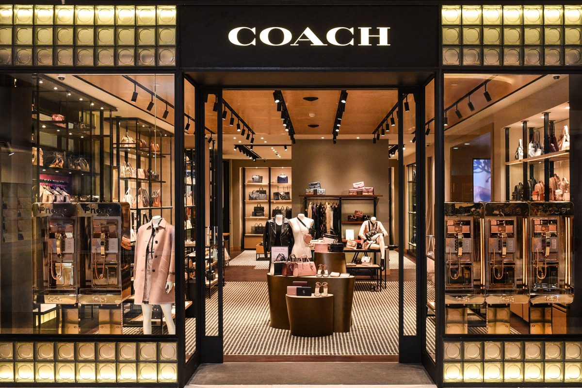 Coach Presents: The New Concept Store at CentralWorld