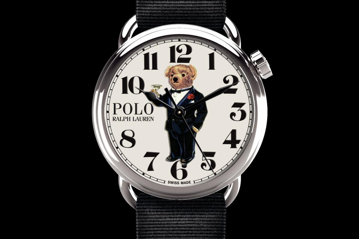 超萌錶款 歡慶 POLO 50 週年