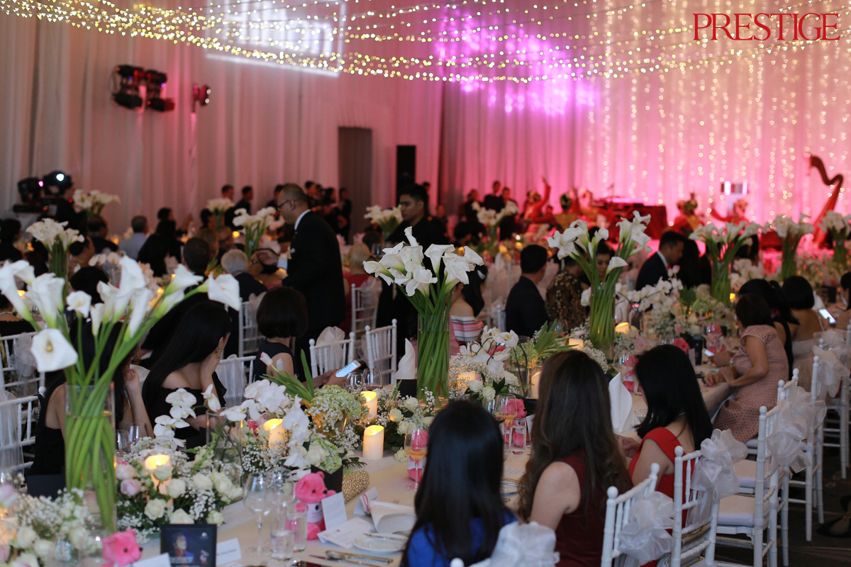 The First Pink Ribbon Gala by YKPI and DoubleTree by Hilton Jakarta-Diponegoro