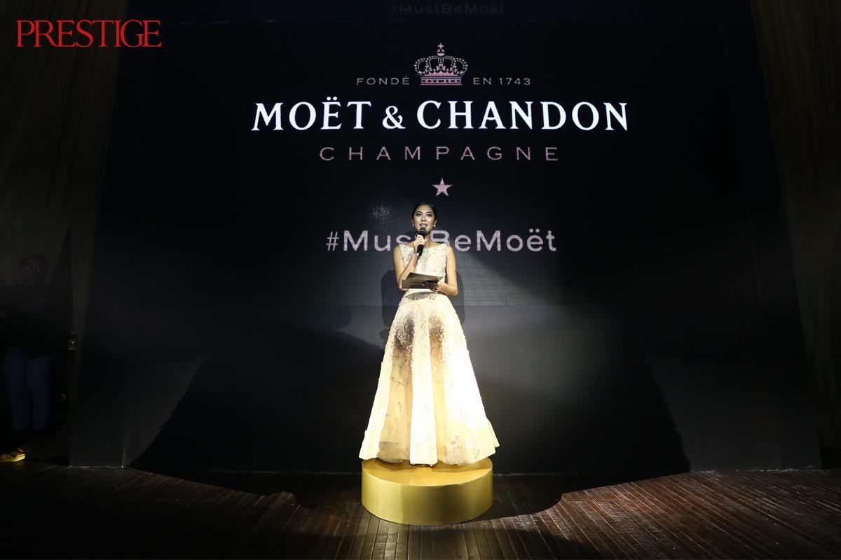 Moët & Chandon's New Campaign Party at Pelataran Ramayana