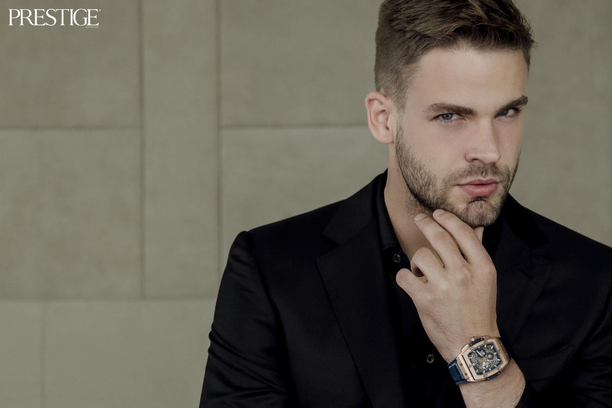 Hublot's Finest Watches in Prestige October Issue