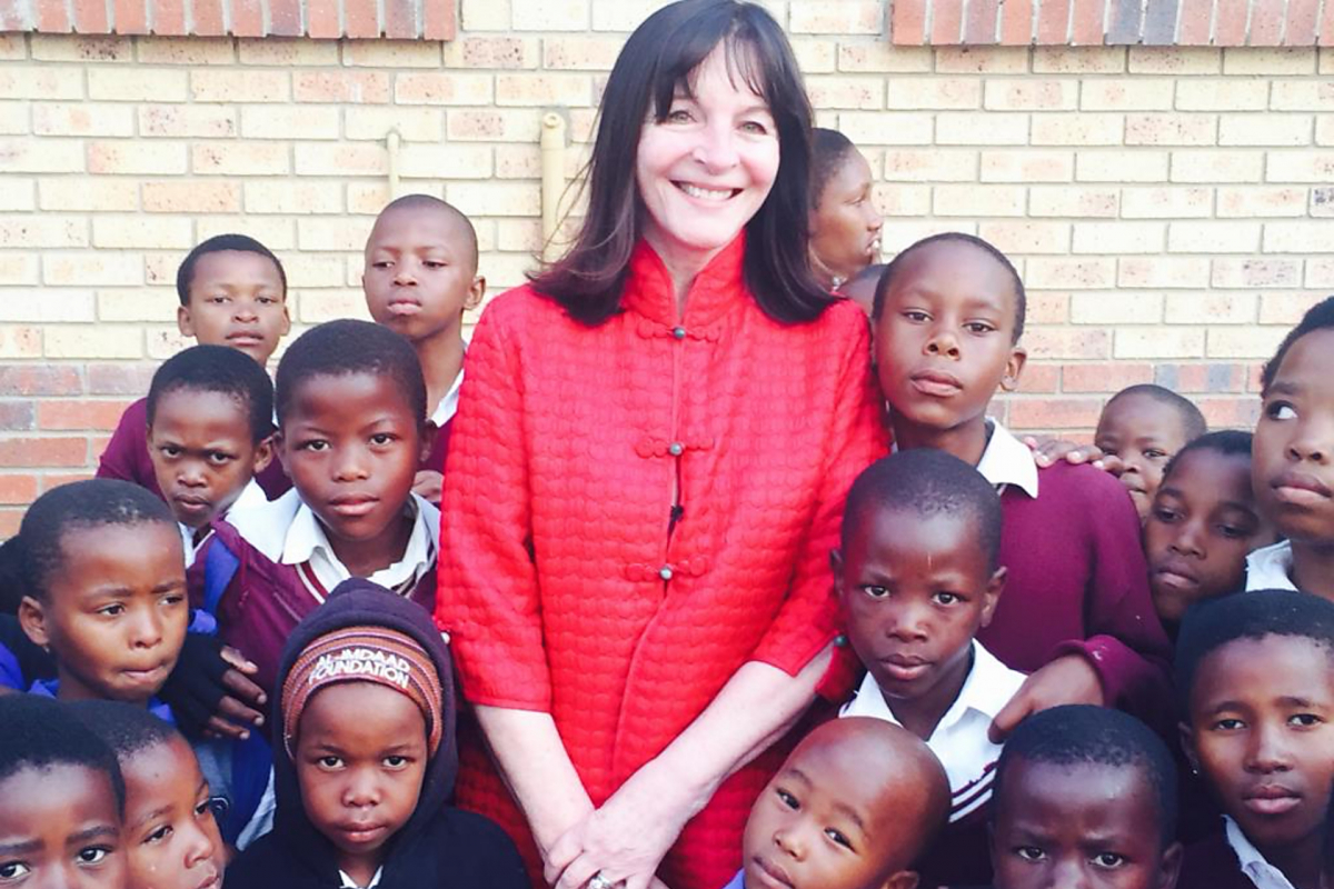 Owner Of Miss World Julia Morley On Beauty With A Purpose