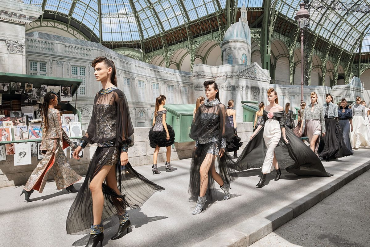 Fashion Report: Chanel Autumn/Winter 2018 Haute Couture