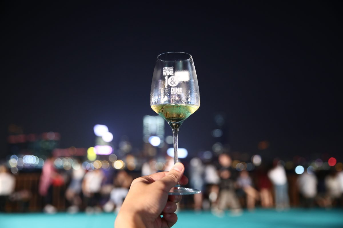 The 10th Hong Kong Wine & Dine Festival Was A Wine Lover's Dream Come True