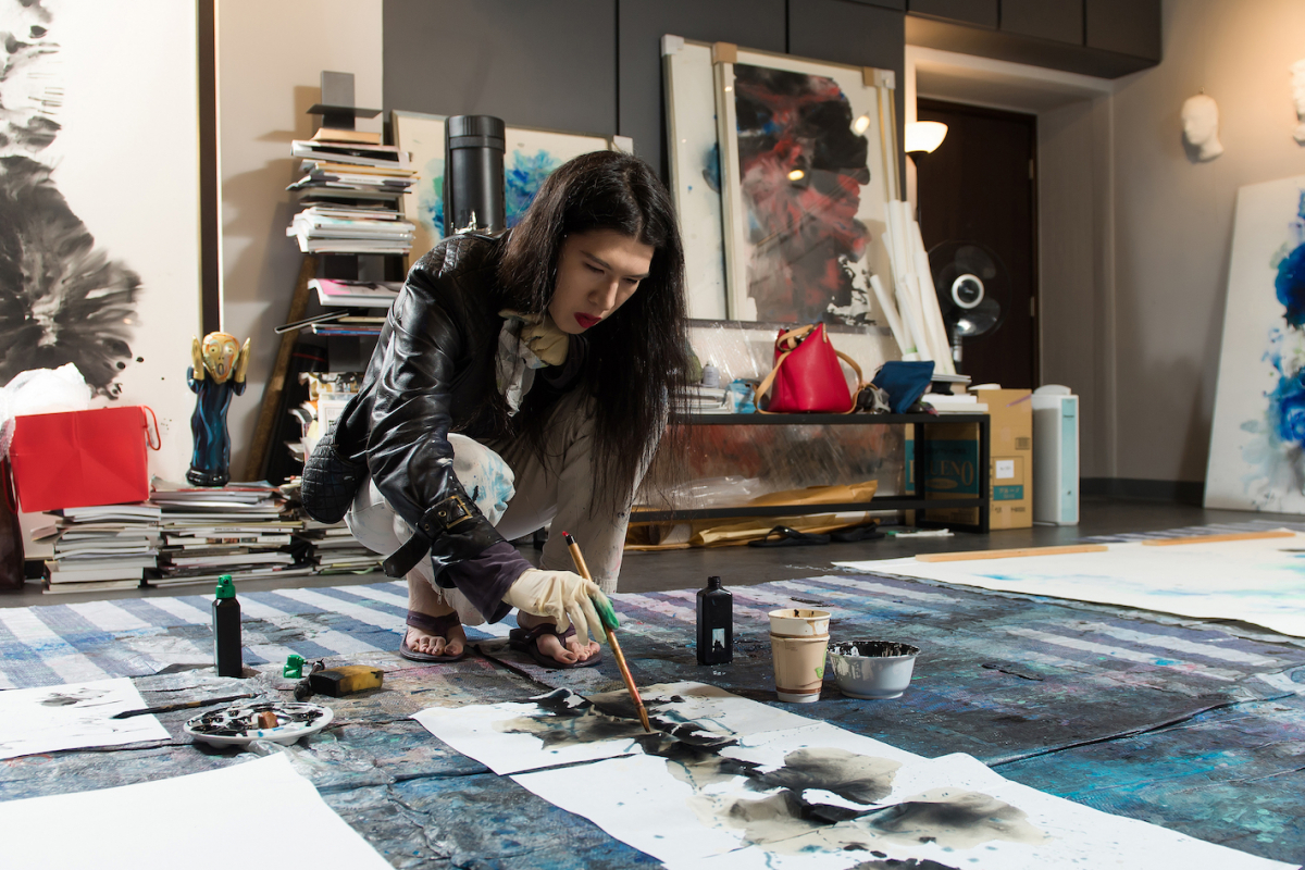 Artist Chloe Ho on Ink, Technology and Female Representation in Art