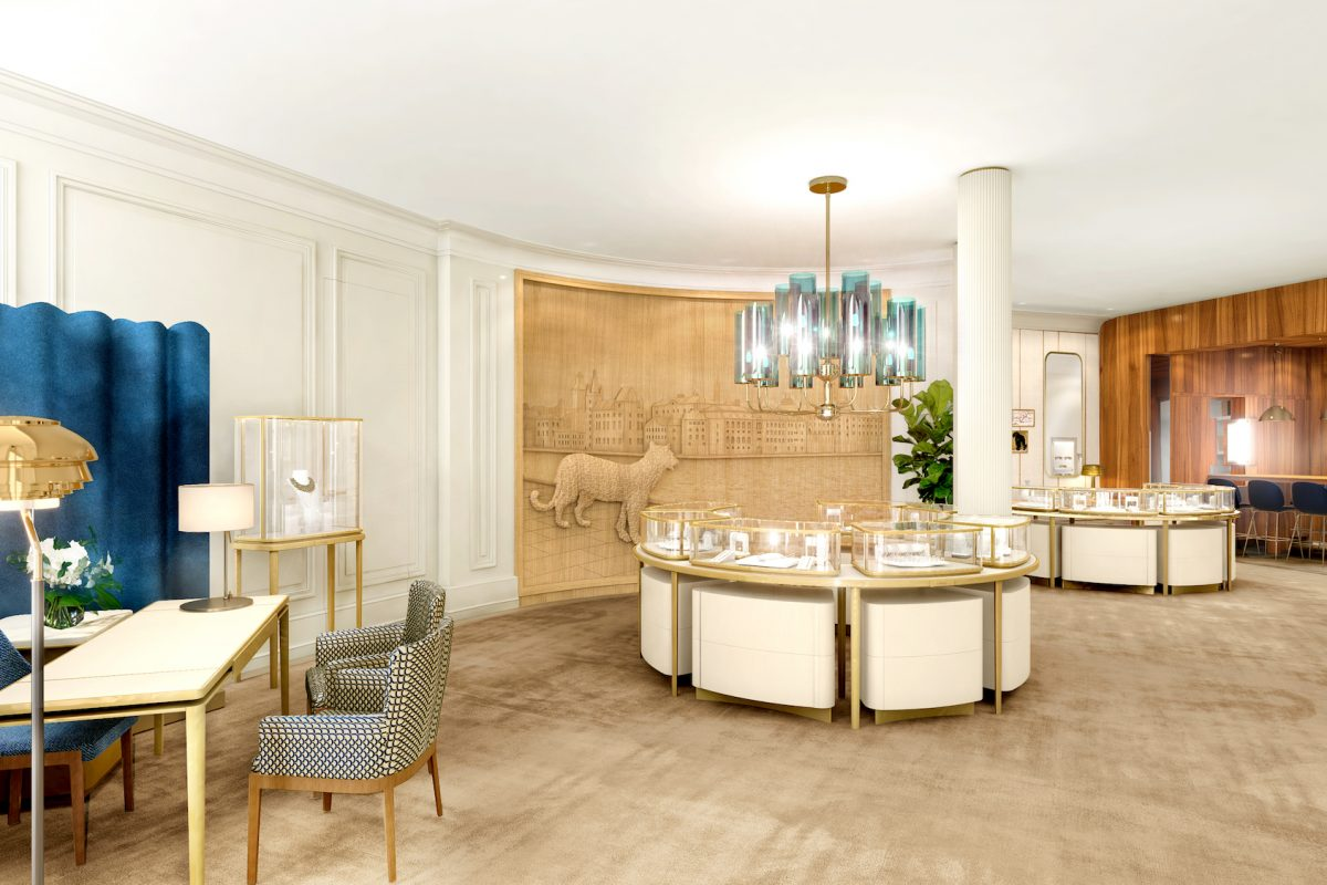 Cartier Announces New Boutique In Stylish Stockholm