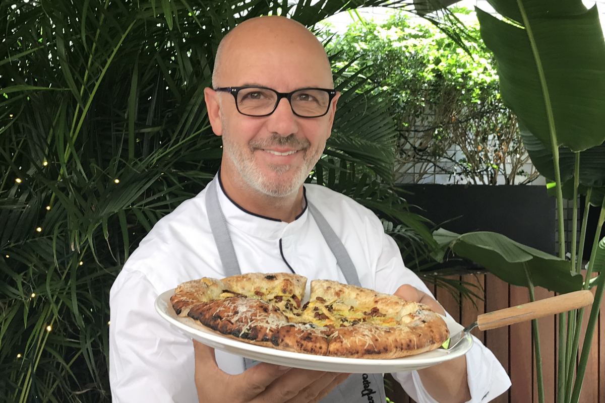 Franco Pepe Brings the World's Best Pizza to Hong Kong