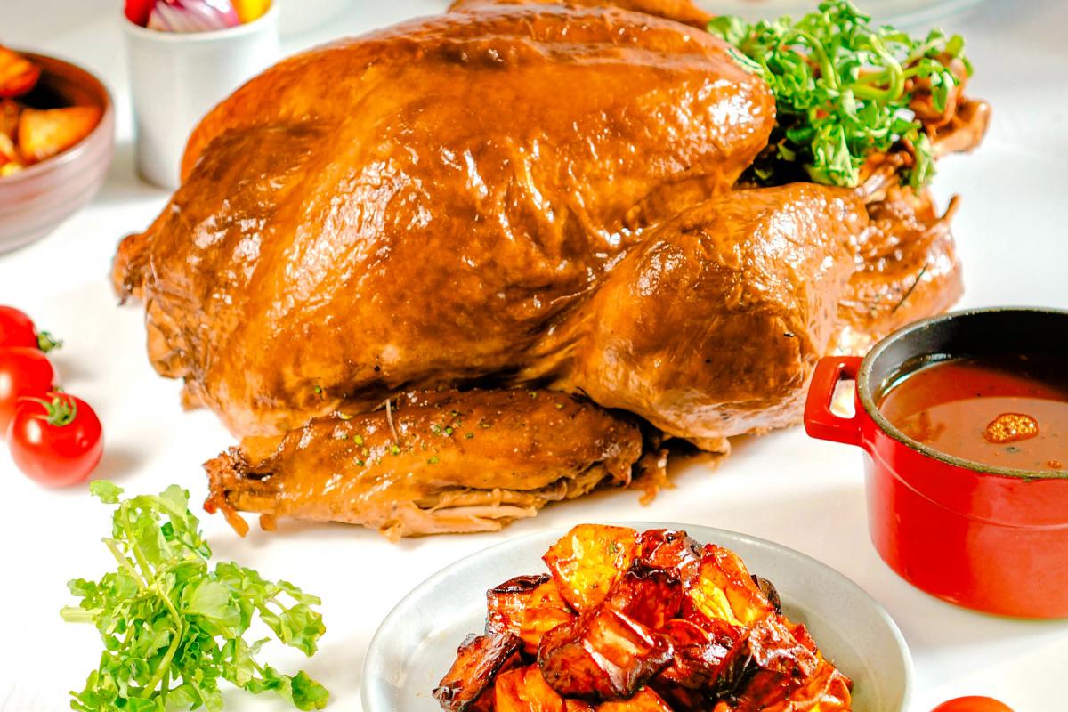 Thanksgiving at Pasola Jakarta in Ritz-Carlton Pacific Place