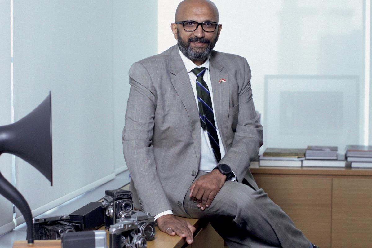 Umesh Phadke, President Director of L'Oréal Indonesia Tells Prestige on Going Digital