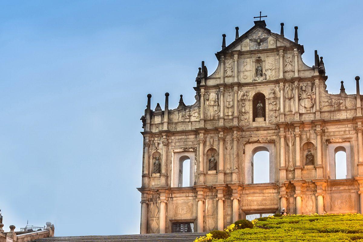 Next Stop: Macau