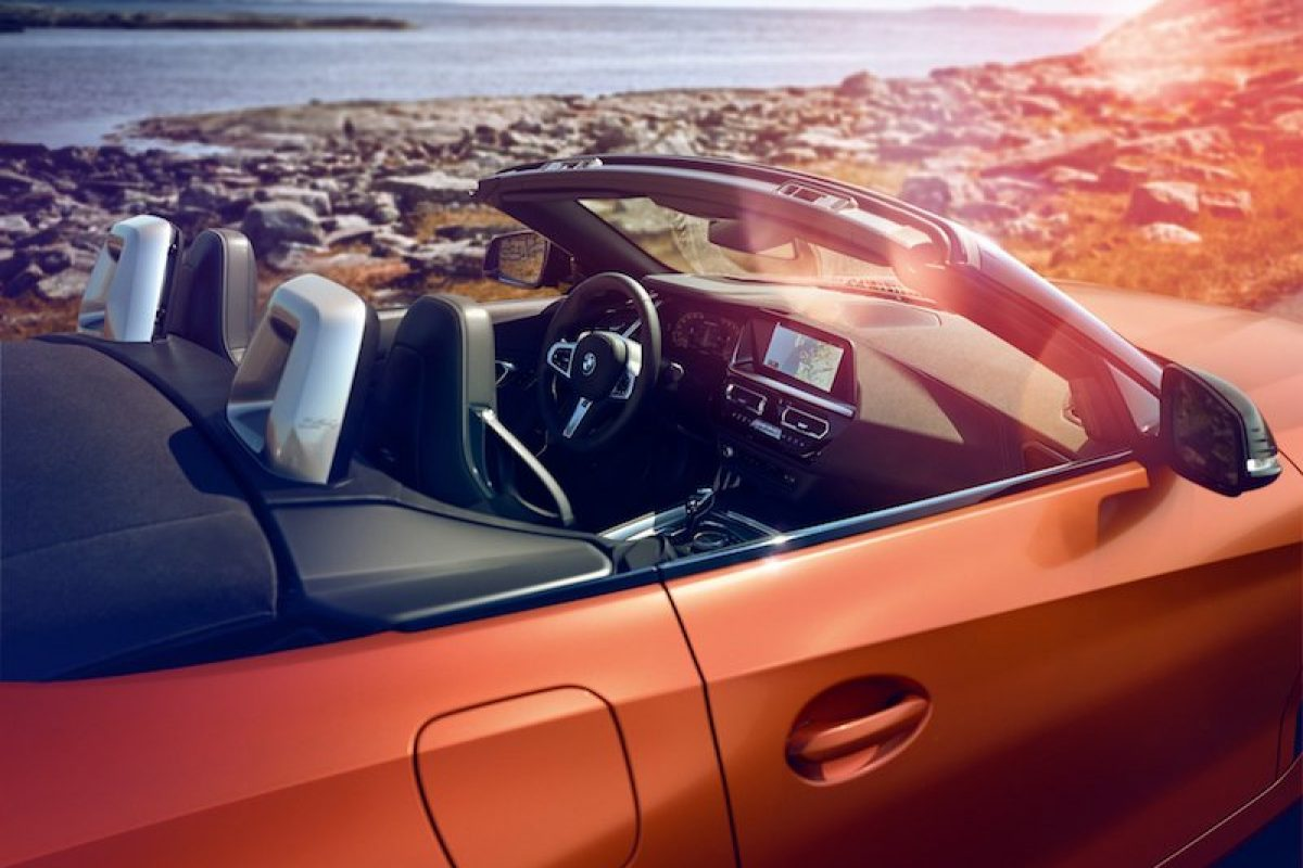 At A Glance: BMW Z4 M40i (2019)