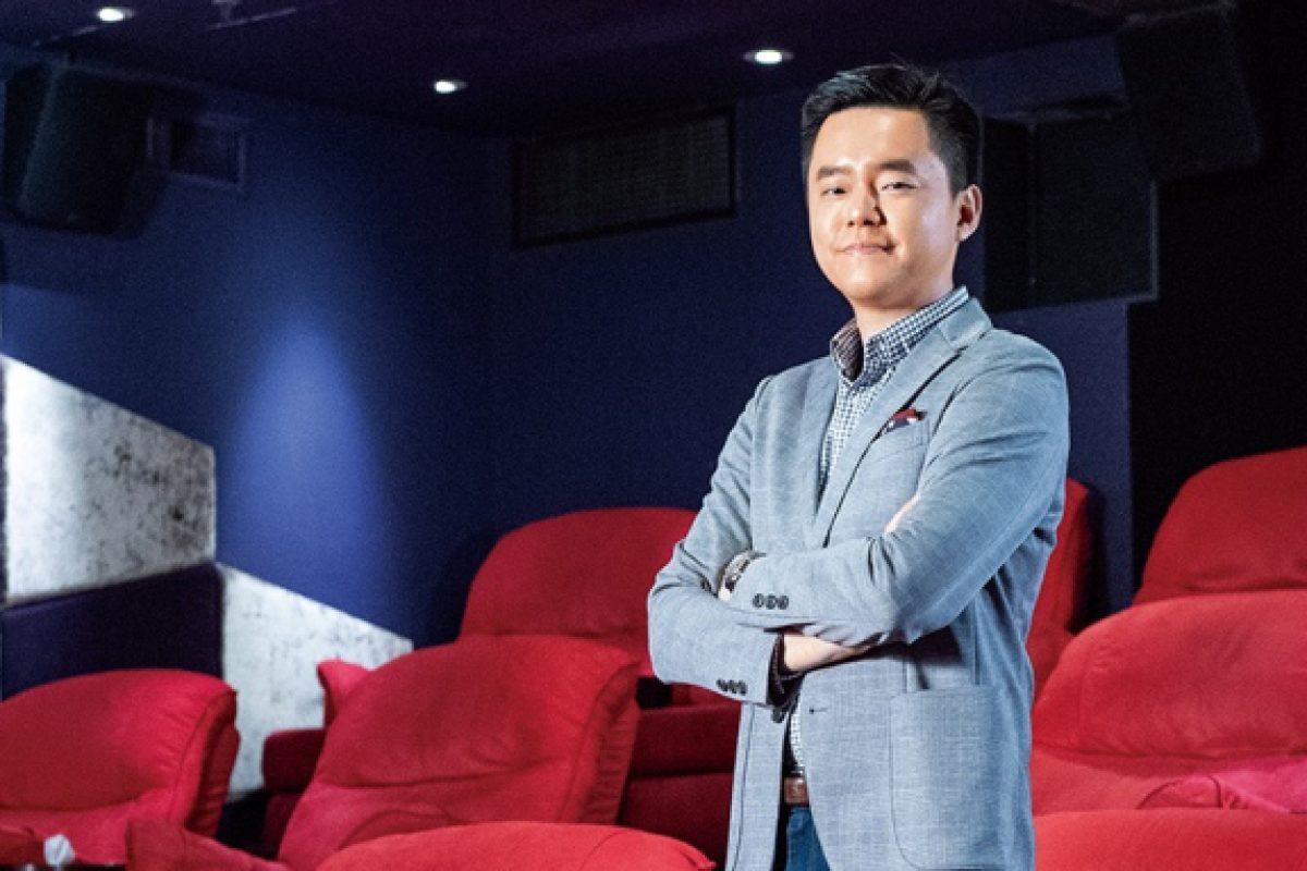 星泰國際娛樂董事長  廖偉銘