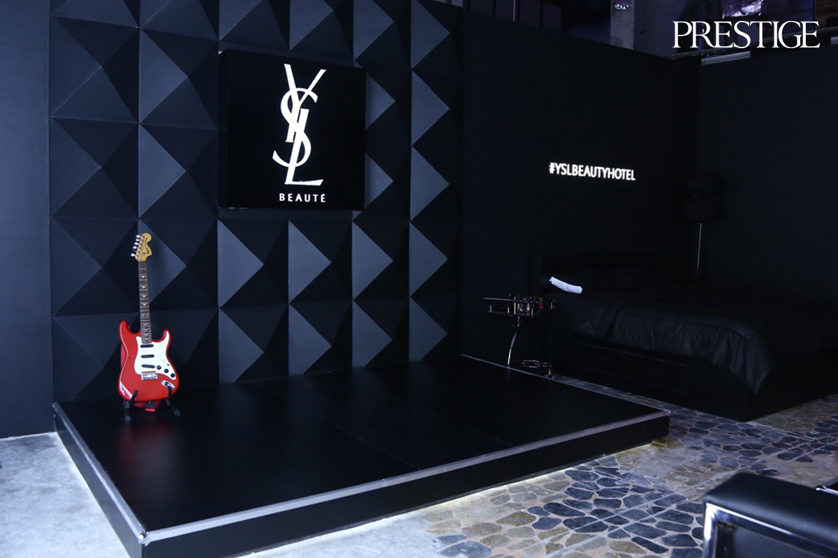 Reminisce the Hottest Beauty Event of the Year: #YSLBeautyHotelID