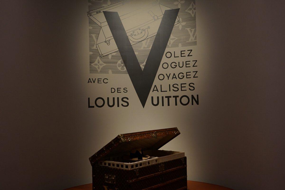 一切都是從旅行開始─Louis Vuitton上海盛大開展VVV