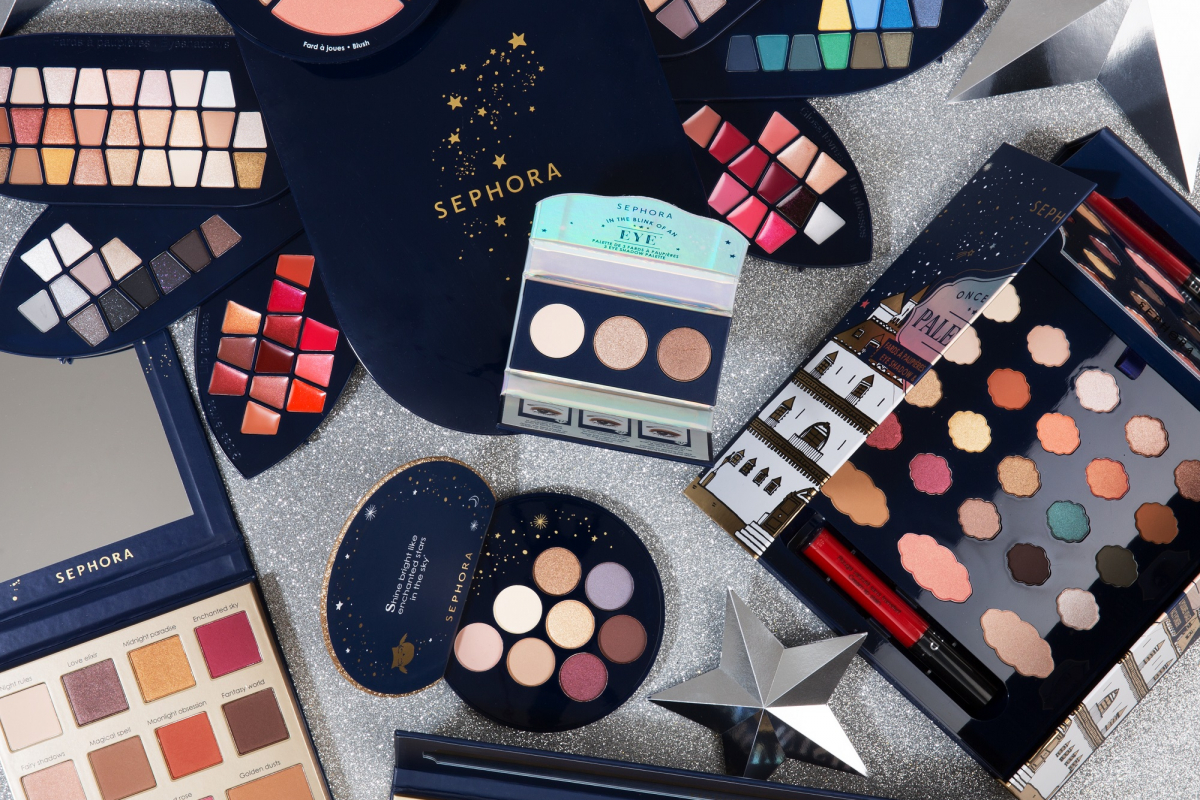 Magical Christmas with Enchanted Beauty Products by Sephora