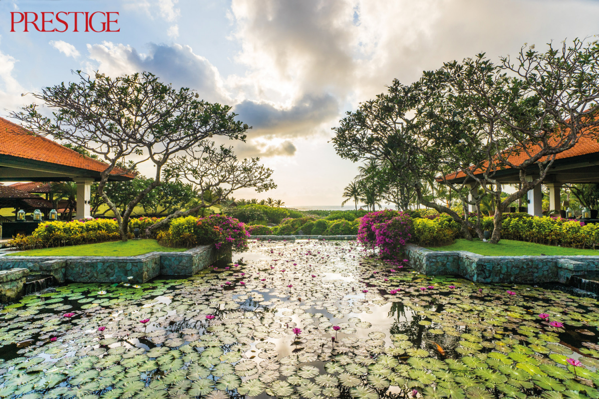 Finding Paradise in Grand Hyatt Bali