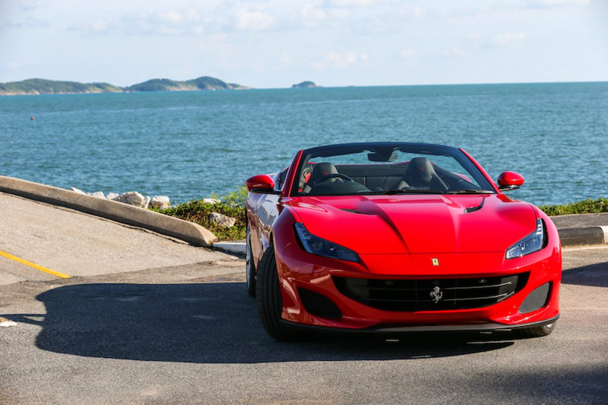 Ferrari on the Road: Driving the Portofino and GTC4 Lusso T