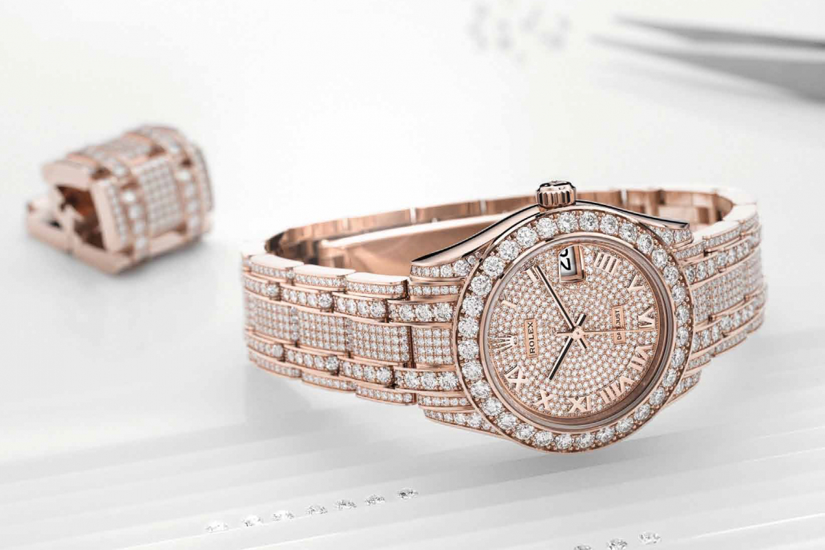 Why Rolex Jewel-Watch Is So Exclusive?