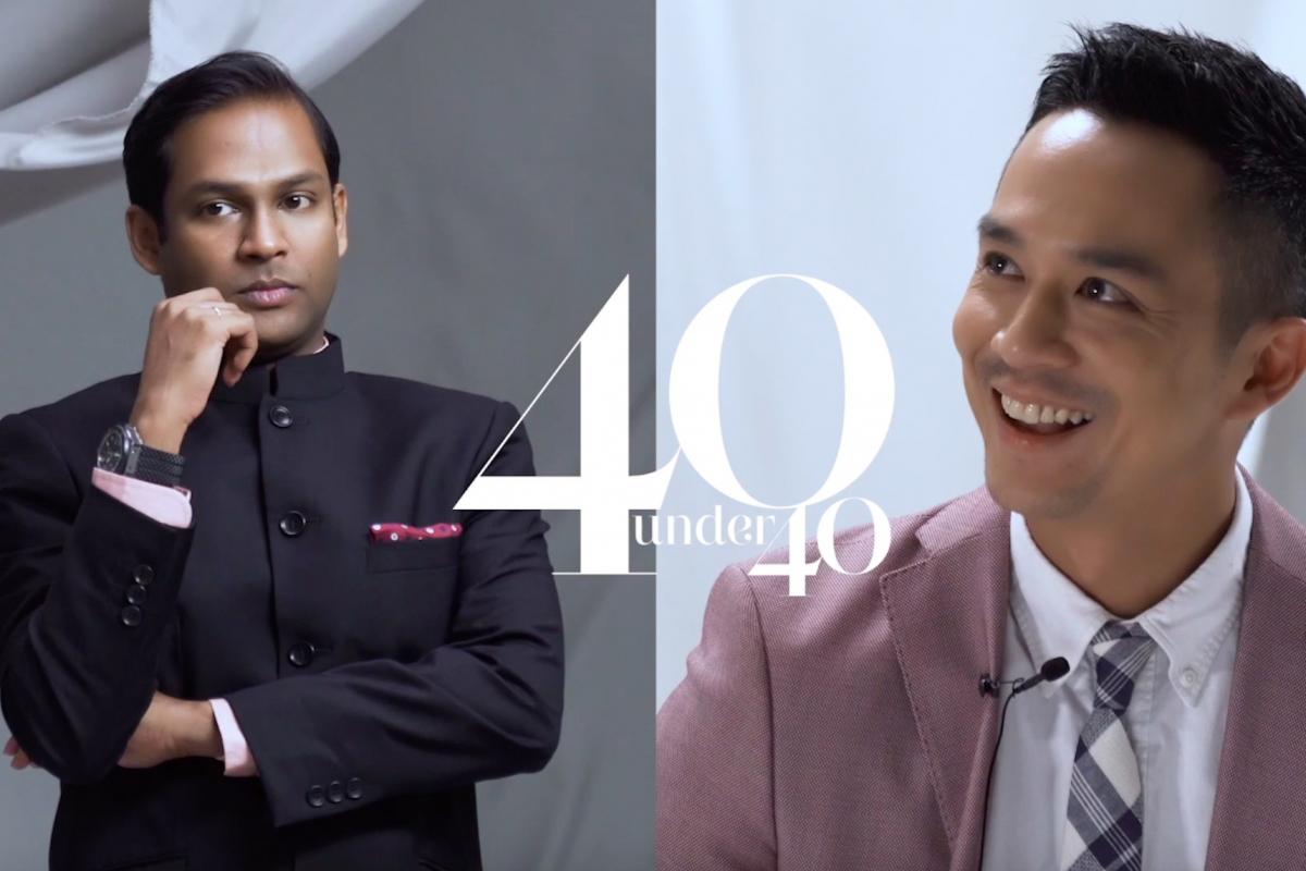 Video: Prestige Malaysia's 40 Under 40 Talks Leadership