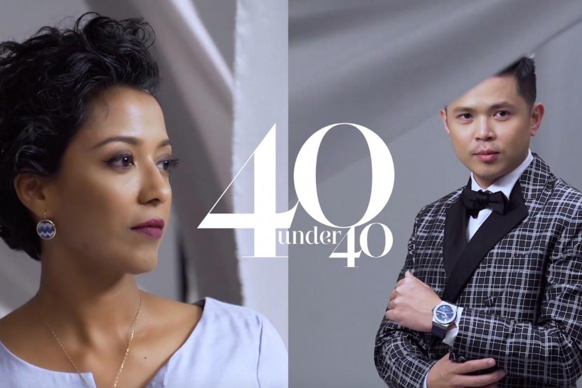 Video: Prestige Malaysia's 40 Under 40 Talks Inspiration