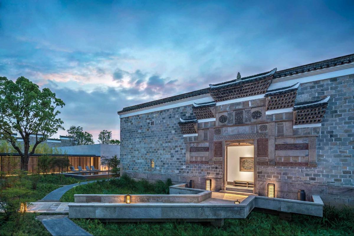 Amanyangyun: Aman's Latest Resort and Wellness Centre