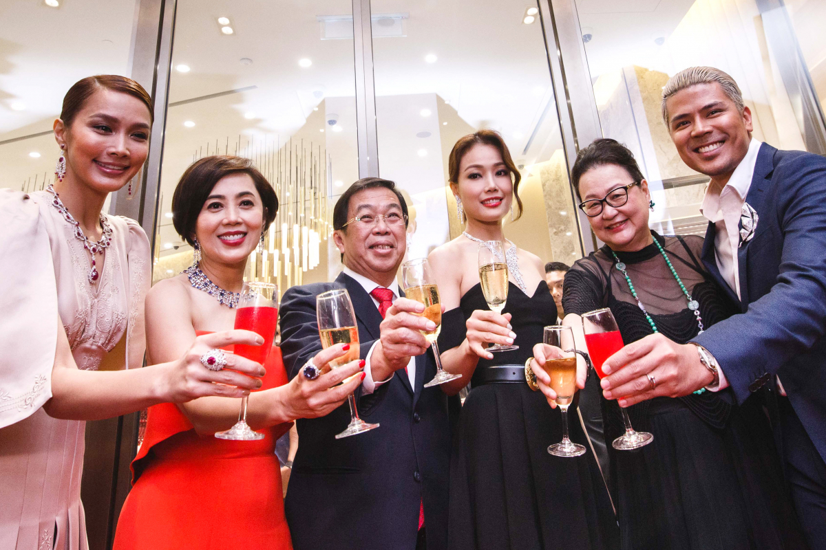 Emperor Watch and Jewellery Launches Flagship Boutique In Malaysia